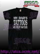 MY DAD'S TATTOOS × ATCS ロンパース
