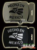 【バックル】HECHO EN MEXICO《全2色》