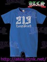 213 Long Beach × ATCS ロンパース