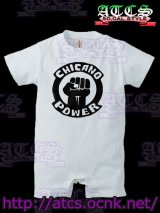 CHICANO POWER × ATCS ロンパース
